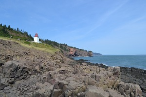 Cape D'or Lighthouse Nova Scotia