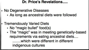 Dr. Price Revelations