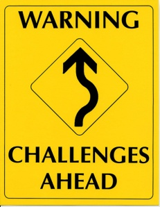 challenges_ahead_sign