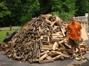 Wood Split 3